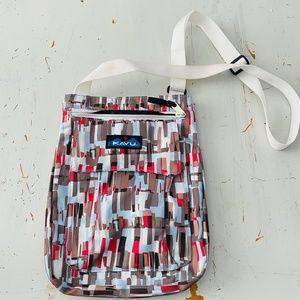 The KAVU Keepalong abstract  Bag